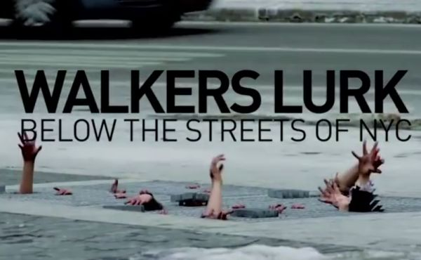 AMC's 'The Walking Dead' Hilarious Promo Prank Scares New Yorkers