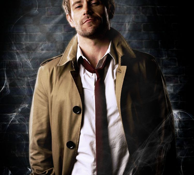 First Image of Matt Ryan as John Constantine
