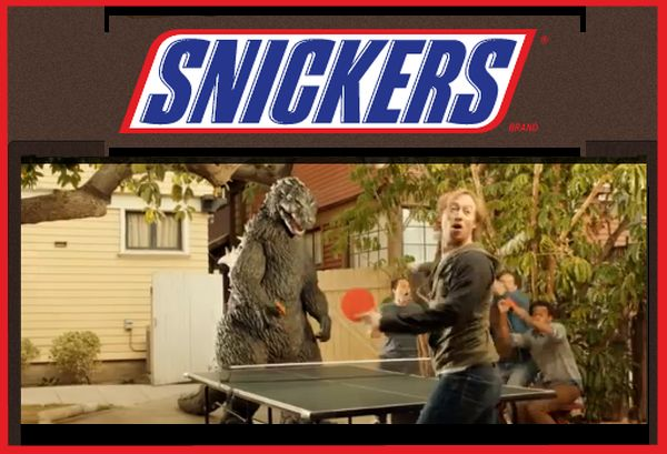 Image courtesy of Snickers