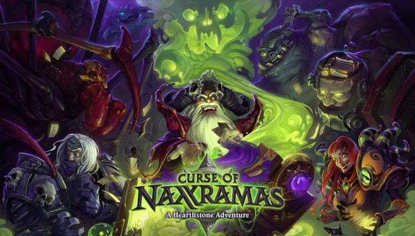 Curse of Naxx HearthStone
