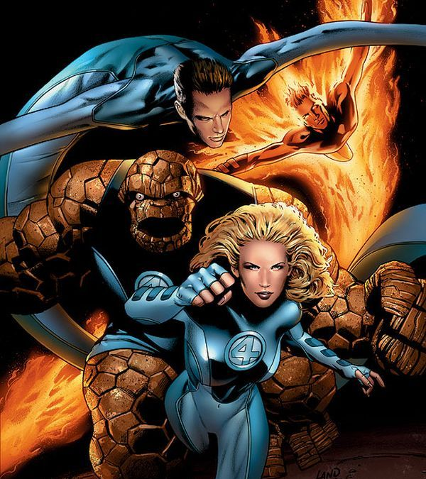 'Fantastic Four' Reboot Will Explore 'Coming of Age' and Origin Story
