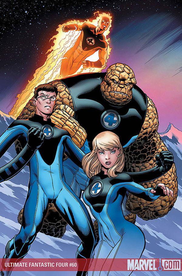 Marvel's 'Fantastic Four' Ultimate