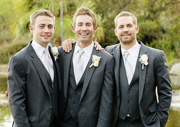 Paul Walker's Brothers Will Stand in for Final Scenes in 'Fast and Furious 7'