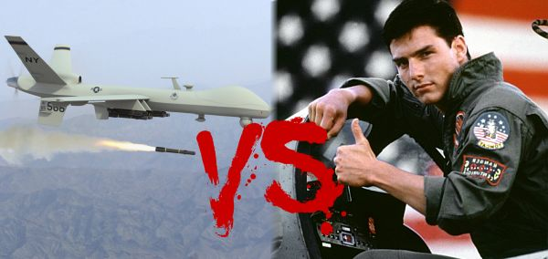 'Top Gun 2' Will See Tom Cruise's Maverick Vs Drones