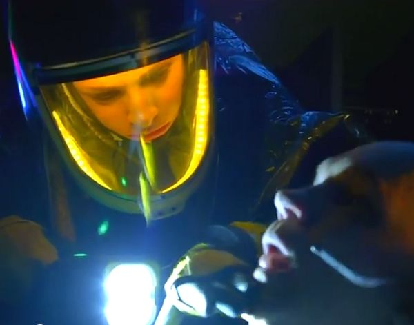First Trailer Featuring Footage for Guillermo del Toro's 'The Strain'
