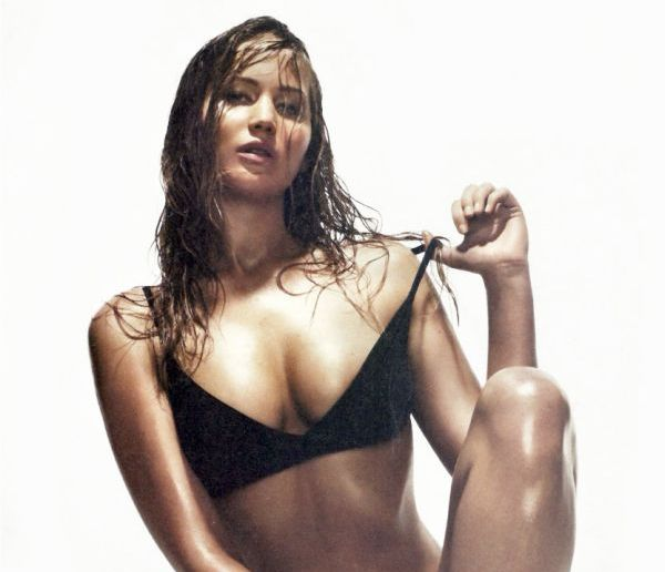Jennifer Lawrence is FHM's Sexiest Woman of 2014