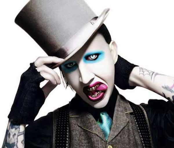 Marilyn Manson Cast as White Supremacist in 'Sons of Anarchy' Season 7