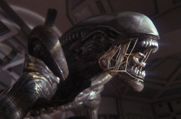 Alien Isolation Alien Kills Video Compilation