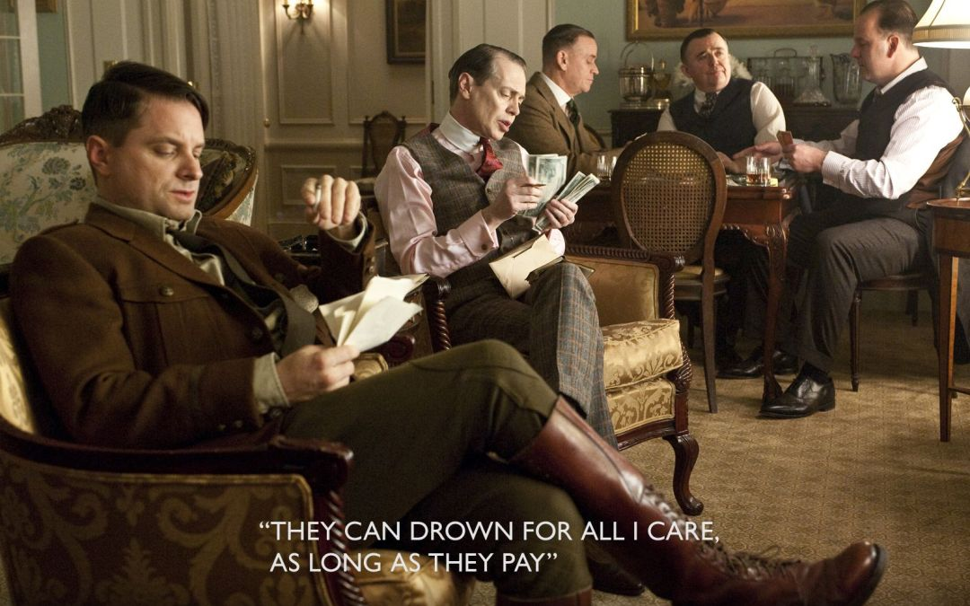 'Boardwalk Empire' Final Season Jumps Seven Years, Set in The Great Depression