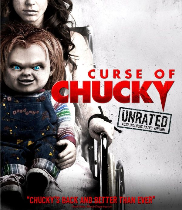 """""""Curse of Chucky"""" was also released in an unrated version"""
