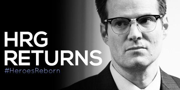 Jack Coleman's Noah Will Return for 'Heroes Reborn' Miniseries