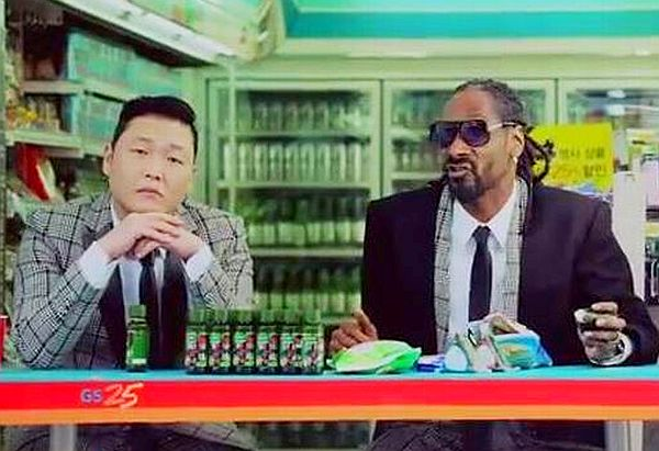 PSY is Back feat. Snoop Dogg in 'Hangover', 22 Million Hits and Counting!