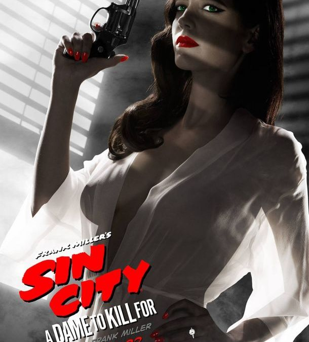Here's the Banned Eva Green Sin City Poster