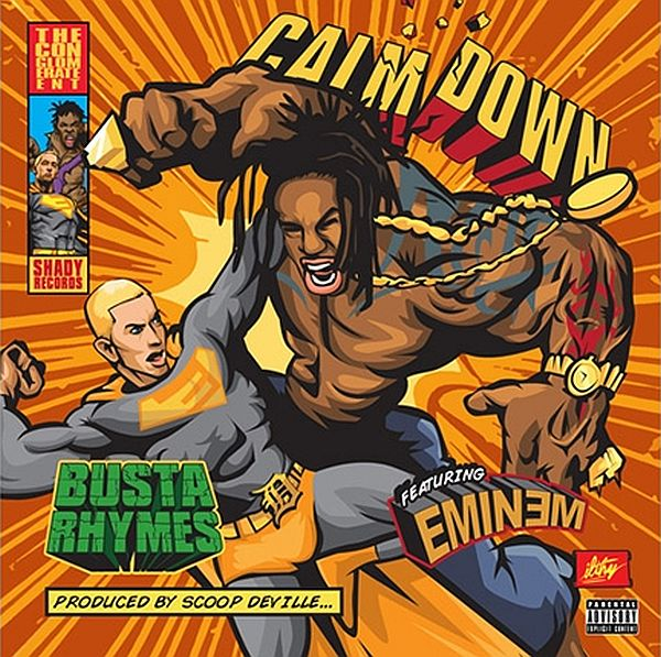 First Listen: Busta Rhymes and Eminem release 'Calm Down'