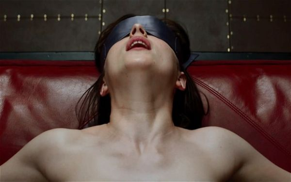 'Fifty Shades of Grey' image courtesy of YouTube, Is it Too Hot to Handle?