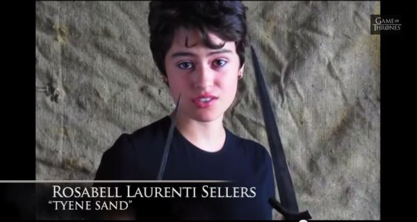 """""""Game of Thrones"""" cast images courtesy of YouTube"""