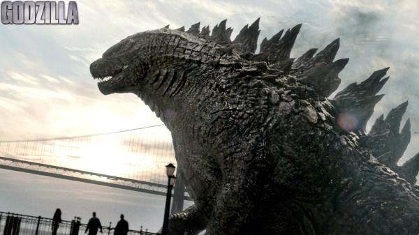 Godzilla wallpaper courtesy of Legendary