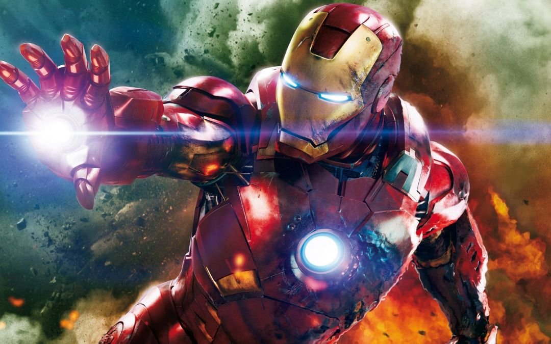 The U.S. Government is Building 'Iron Man' Military Body Armor