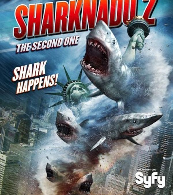 It's Official, 'Sharknado 2: The Second One' Is Syfy's Most Watched Original Movie