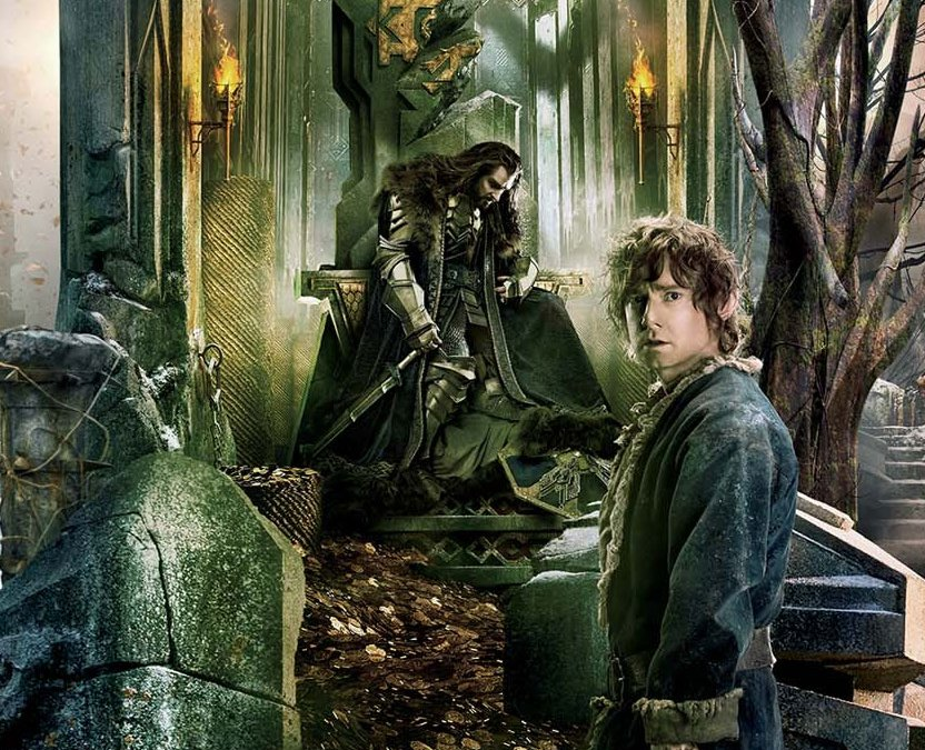 Massive Banner For The Hobbit – The Battle Of Five Armies