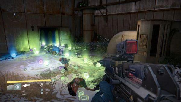 destiny loot cave 2