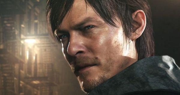 Guillermo Del Toro 'Silent Hill' Game In Development, Starring Norman Reedus!