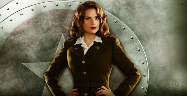 Agent Carter Series Coming 2015