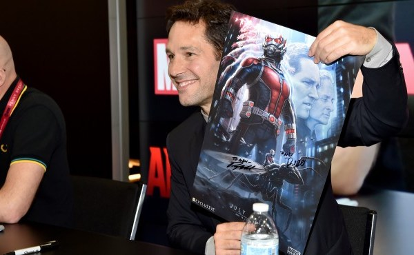 Antman and Avengers Age of Ultron Trailers Shown at NY Comic Con