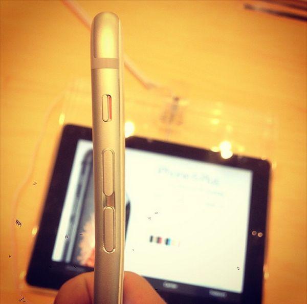 iPhone 6 Plus pics via Instagram