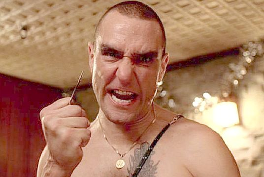Vinnie Jones Officially Cast as Villain Danny Brickwell in 'Arrow'