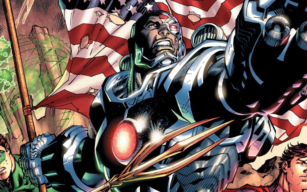 Ray Fisher Finally Confirms Cyborg's Appearance in 'Batman v Superman'