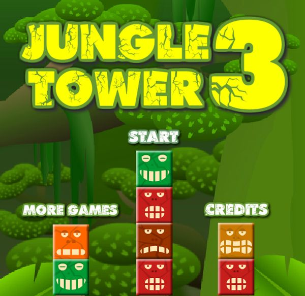 Free Online Game: Jungle Tower 3