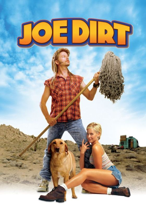 'Joe Dirt' Sequel with David Spade in Lead Role Confirmed