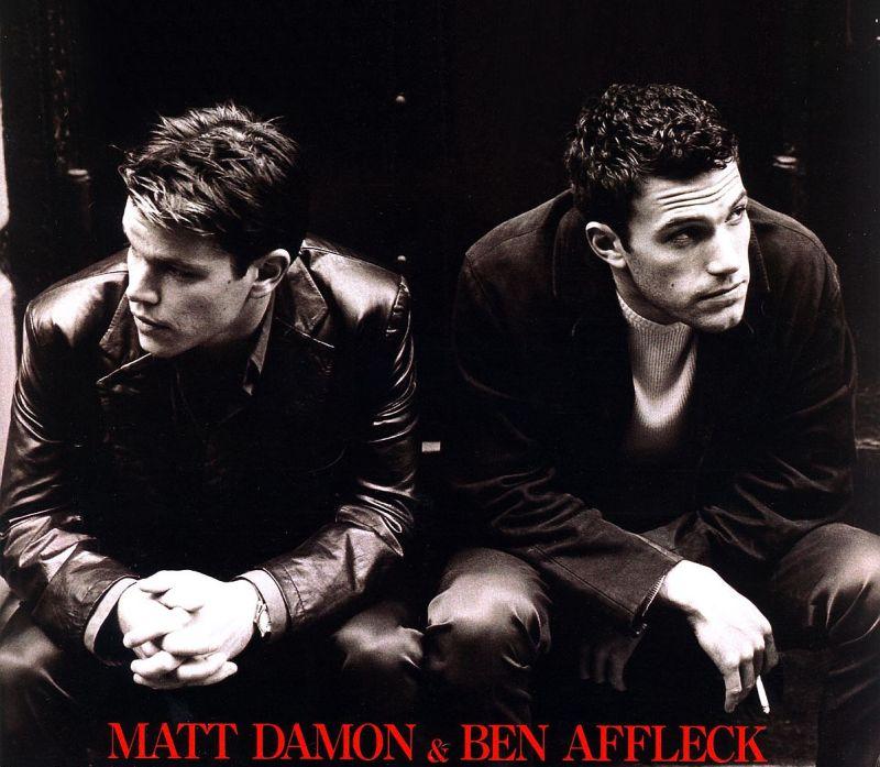 Matt Damon and Ben Affleck Developing Futuristic Espionage Thriller for Syfy
