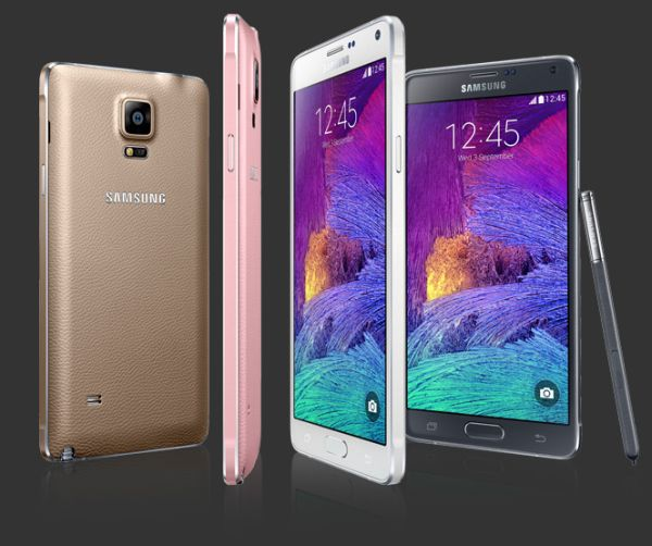 Video: Samsung Galaxy Note 4 Unboxed, Users Complain About #Gapgate