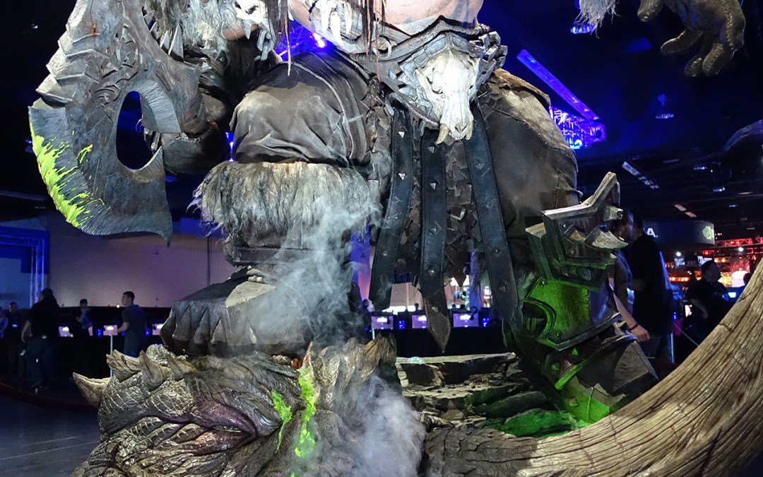 Warcraft Movie Cast and Characters Revealed at Blizzcon 2014