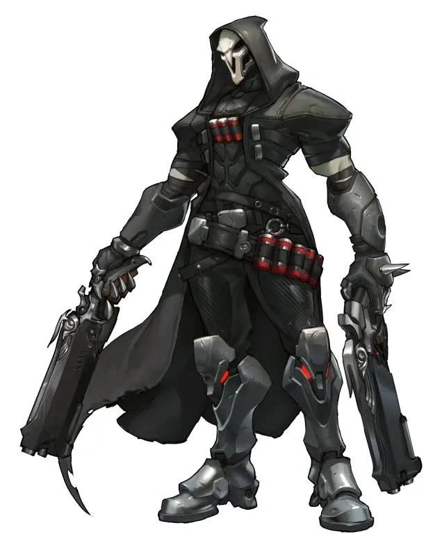 Overwatch Profile - Reaper