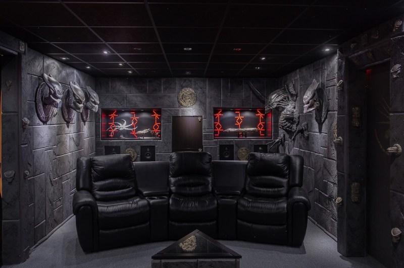 Predator Themed House For Sale