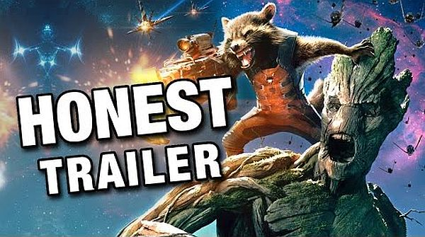 Honest Trailer for 'Guardians of the Galaxy' Unleashed