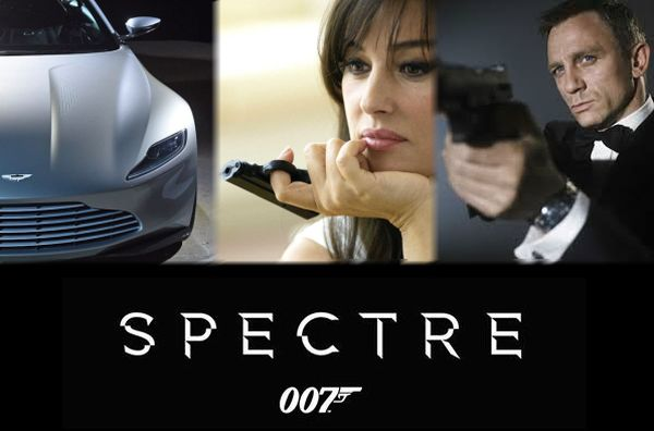Official Bond Girl, Car, Cast and Title for 'Bond 24' Has Been Announced