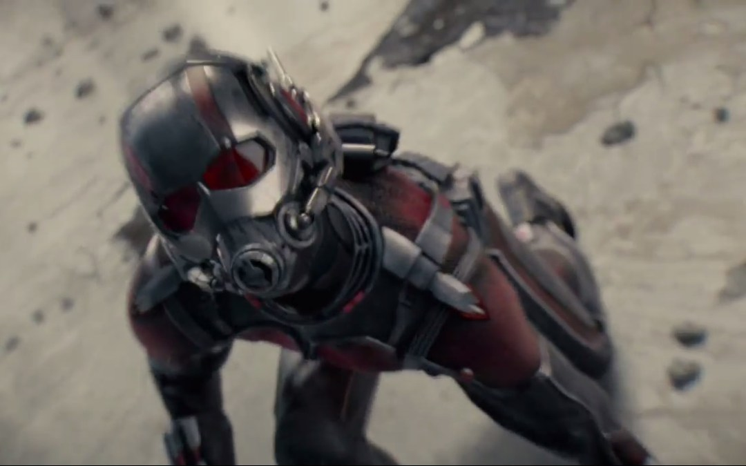 Full Ant-Man Teaser Trailer Officially Released
