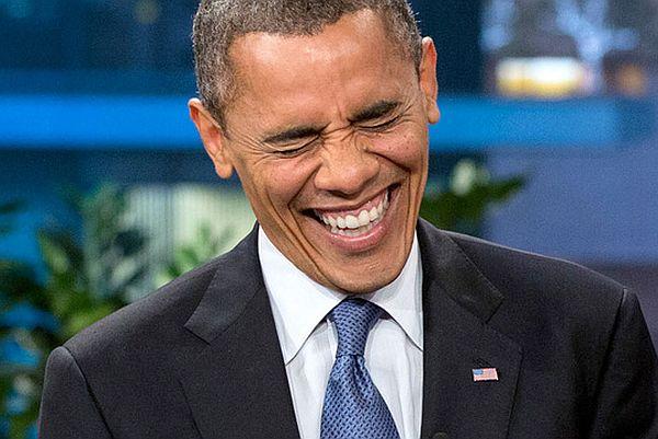 President Barack Obama 'Singing' 'Uptown Funk' Rules Friday