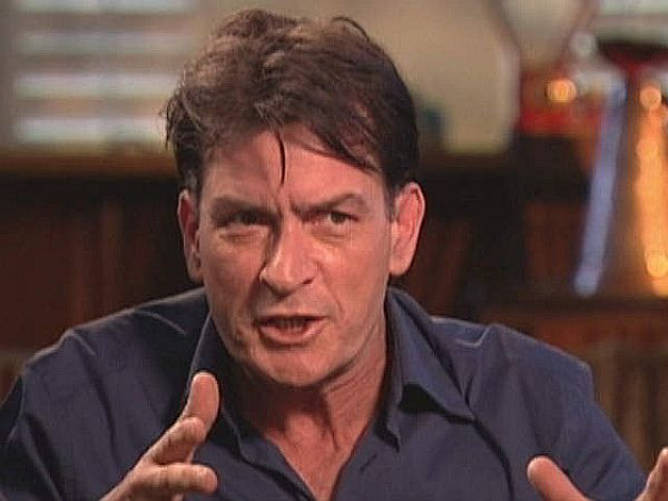 Charlie Sheen Says 'Go F*ck Yourself' Kim Kardashian