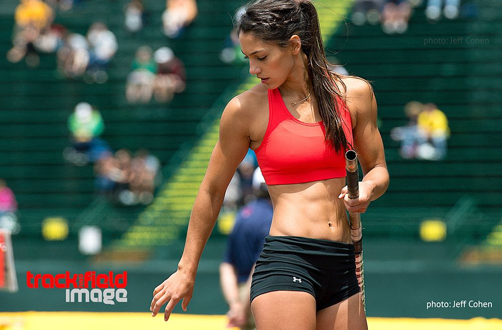 Video – GoPro Pole Vaulting With Allison Stokke