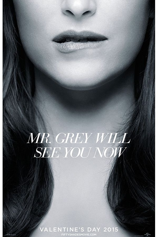 'Fifty Shades of Grey' Still Tops The Box Office