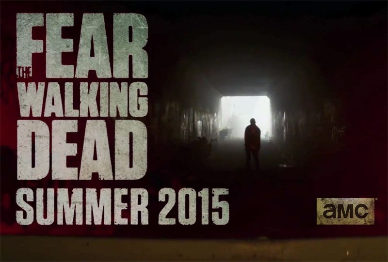"First Teaser for ""The Walking Dead"" Spin-Off 'Fear the Walking Dead' Released"