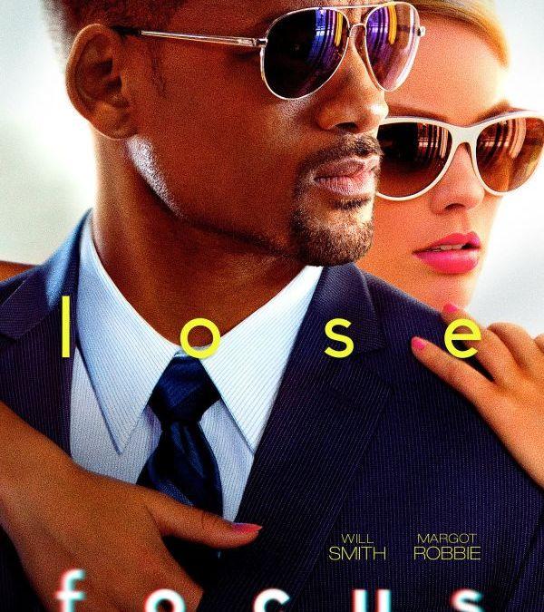 'Focus' Beats 'Fifty Shades of Grey' at the Box Office