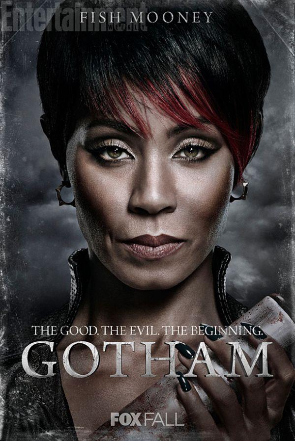 Jada Pinkett Smith Reveals Huge Spoilers for 'Gotham' Season 2