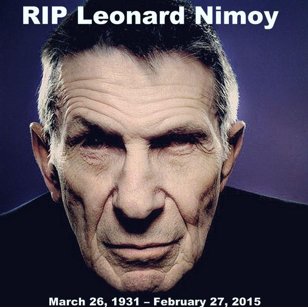 'Star Trek' Star Leonard Nimoy's Death Mourned By Hollywood