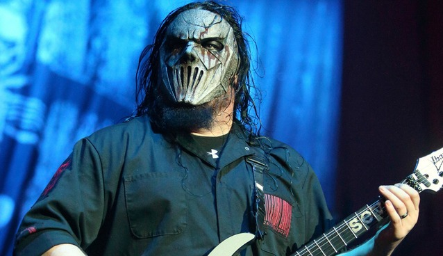 Slipknot Guitarist Stabbed In The Head By Brother